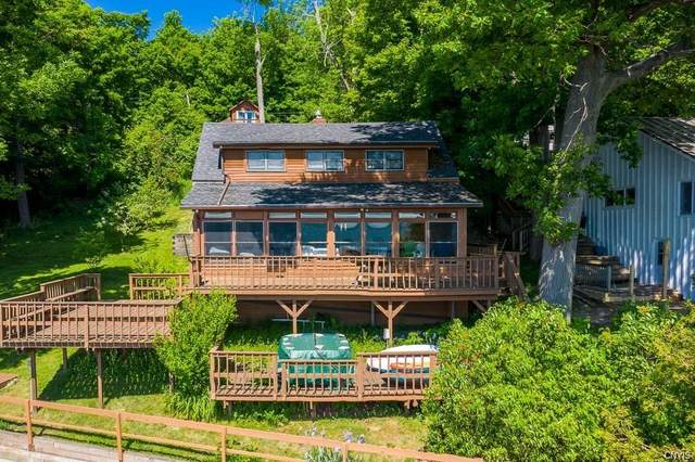14748 Snowshoe Road, Henderson, NY 13650 (MLS #S1326878) :: Thousand Islands Realty