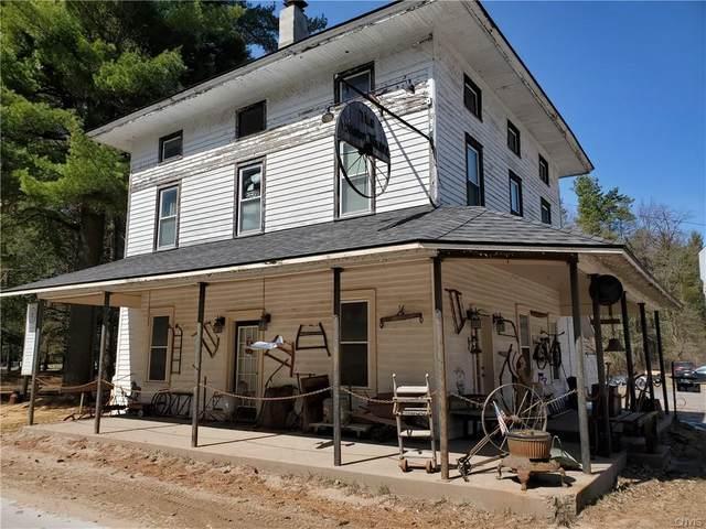 6903 Kotel Road, Watson, NY 13367 (MLS #S1327566) :: BridgeView Real Estate Services