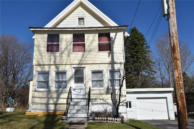 25068 Woolworth St Great Bend, Champion, NY 13619 (MLS #S1327574) :: Thousand Islands Realty