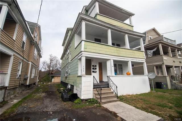 118 Loehr Avenue #20, Syracuse, NY 13204 (MLS #S1327598) :: Thousand Islands Realty