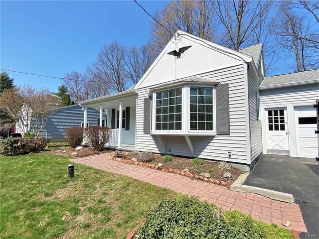 107 Woods Road, Clay, NY 13212 (MLS #S1327624) :: MyTown Realty