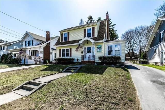 126 Harding Place, Syracuse, NY 13205 (MLS #S1328097) :: MyTown Realty