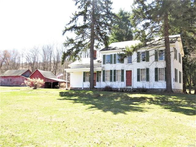3187 State Route 168, German Flatts, NY 13407 (MLS #S1328191) :: 716 Realty Group