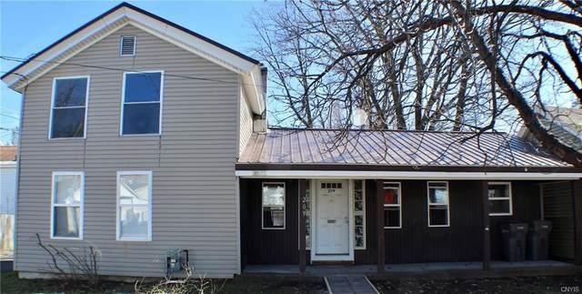 209 Jasper Street, Rome-Inside, NY 13440 (MLS #S1328695) :: BridgeView Real Estate Services