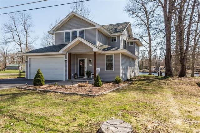 4476 Riverview Road, Clay, NY 13029 (MLS #S1328703) :: MyTown Realty