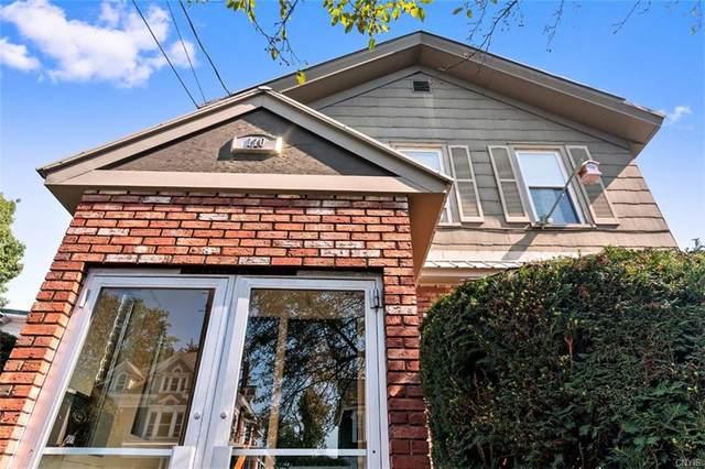 110 W Thomas Street, Rome-Inside, NY 13440 (MLS #S1328802) :: BridgeView Real Estate Services