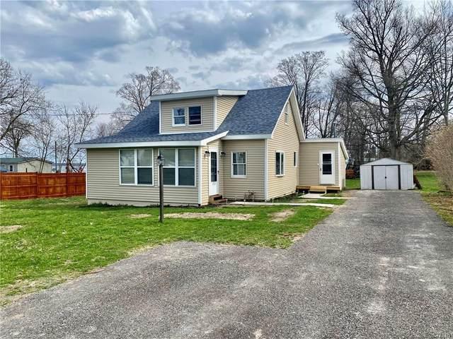 144 Oswego Avenue, Sullivan, NY 13032 (MLS #S1328845) :: MyTown Realty