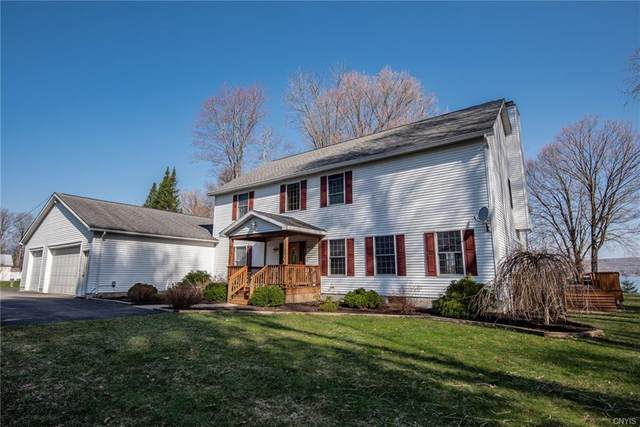 8502 Keeler Road, Rome-Outside, NY 13440 (MLS #S1328963) :: BridgeView Real Estate Services