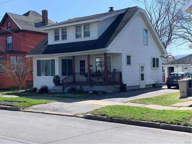 709 Bellinger Avenue, Herkimer, NY 13350 (MLS #S1328994) :: TLC Real Estate LLC