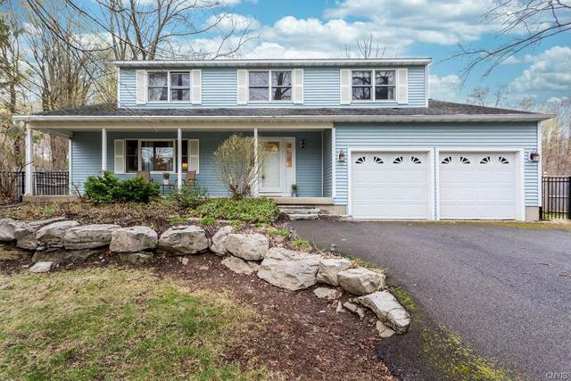 4960 Howlett Hill Road, Marcellus, NY 13108 (MLS #S1329155) :: 716 Realty Group