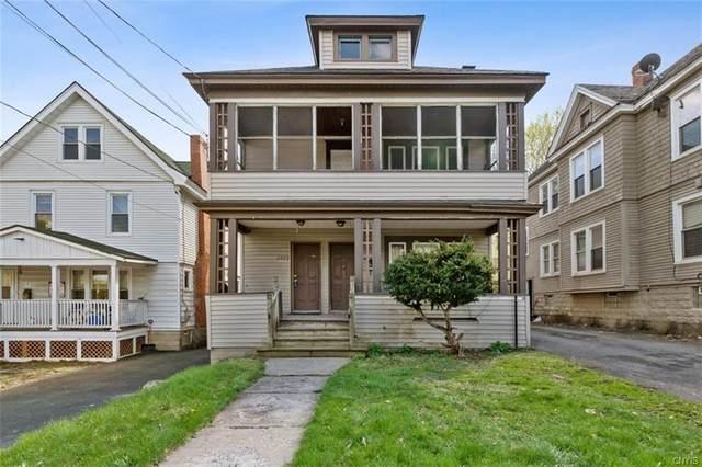 2420 E Genesee Street, Syracuse, NY 13210 (MLS #S1329176) :: Robert PiazzaPalotto Sold Team