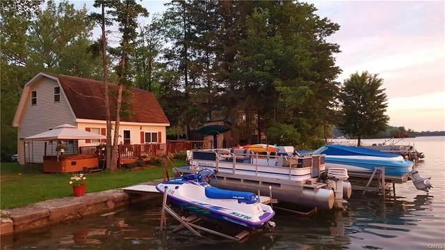 486 Camp Crone Road, De Ruyter, NY 13052 (MLS #S1329309) :: BridgeView Real Estate
