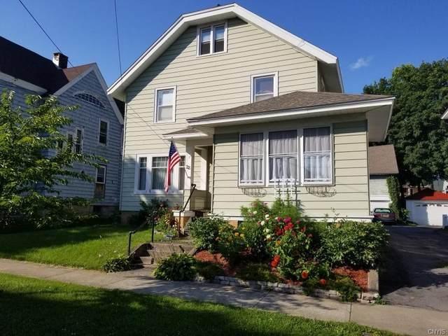 22 Petrie Street, Little Falls-City, NY 13365 (MLS #S1329364) :: TLC Real Estate LLC