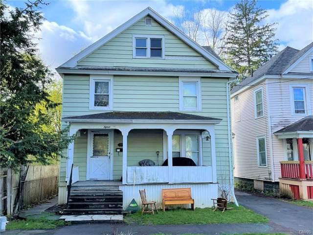215 Primrose Avenue, Syracuse, NY 13205 (MLS #S1329486) :: BridgeView Real Estate Services