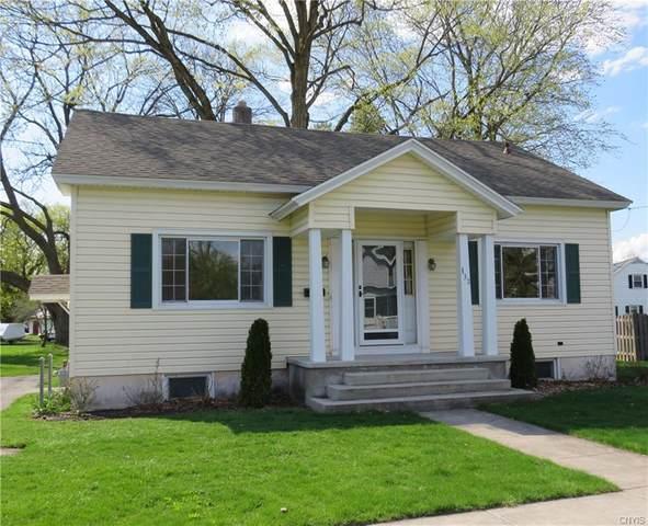 132 Lamb Avenue, Lenox, NY 13032 (MLS #S1329561) :: BridgeView Real Estate Services