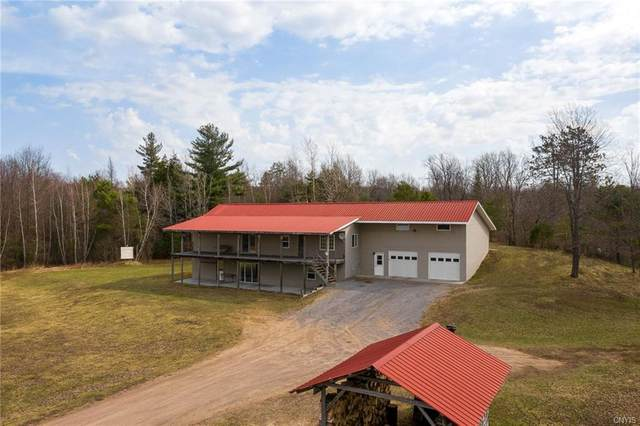 642 State Highway 812, Pitcairn, NY 13648 (MLS #S1329660) :: Robert PiazzaPalotto Sold Team