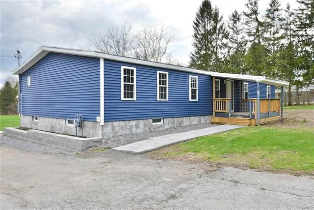 766 Mckennan Road, Herkimer, NY 13350 (MLS #S1329845) :: TLC Real Estate LLC