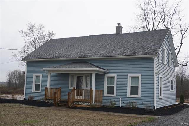 8852 Caughdenoy Road, Clay, NY 13041 (MLS #S1330166) :: Lore Real Estate Services