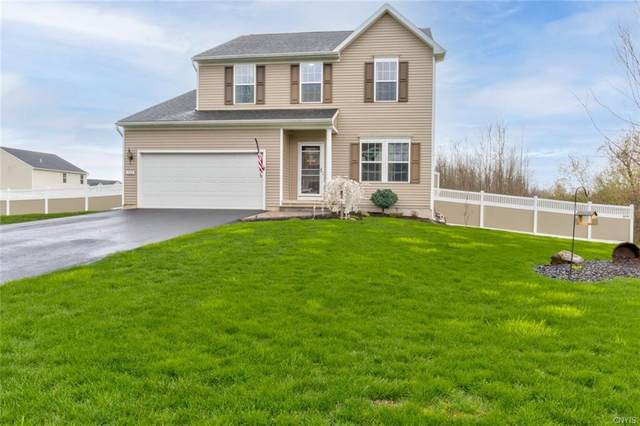 102 Turkey Run Lane, Camillus, NY 13164 (MLS #S1330203) :: Mary St.George | Keller Williams Gateway