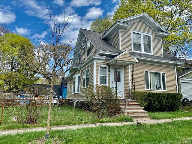 102 Jasper Place #4, Syracuse, NY 13203 (MLS #S1330268) :: BridgeView Real Estate Services