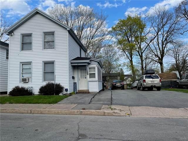 15 Dublin Street, Oswego-City, NY 13126 (MLS #S1330296) :: BridgeView Real Estate Services