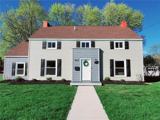 2705 E Genesee Street, Syracuse, NY 13224 (MLS #S1330587) :: BridgeView Real Estate Services