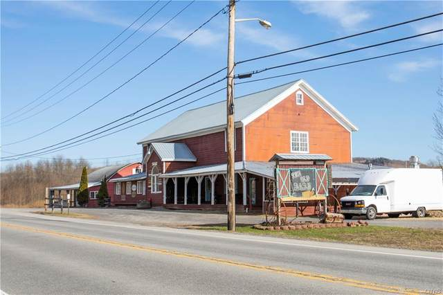 6262 State Route 5, Little Falls-Town, NY 13365 (MLS #S1330632) :: Thousand Islands Realty
