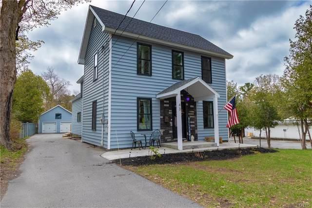43 Bridge Street, Champion, NY 13619 (MLS #S1330826) :: BridgeView Real Estate Services