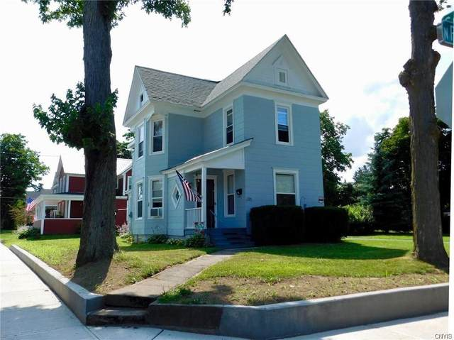 224 N Pleasant Street, Watertown-City, NY 13601 (MLS #S1330841) :: Thousand Islands Realty