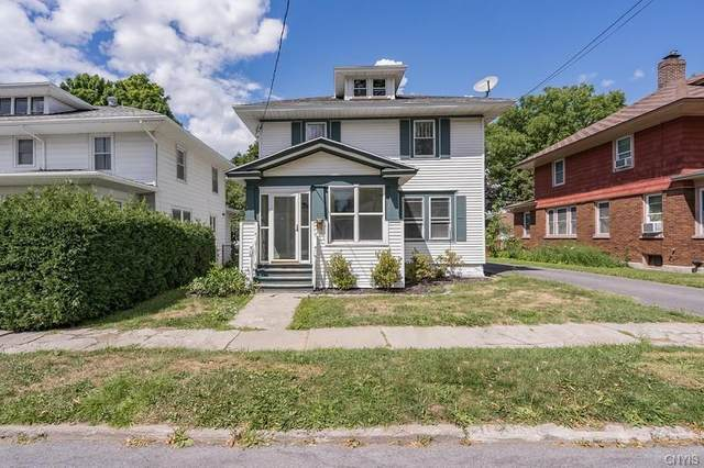 173 Haley Street, Watertown-City, NY 13601 (MLS #S1330858) :: Thousand Islands Realty
