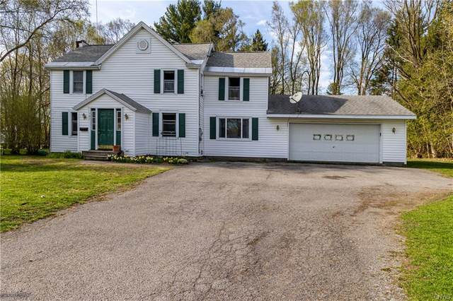 901 Mckinley Avenue, Rome-Inside, NY 13440 (MLS #S1330912) :: BridgeView Real Estate Services