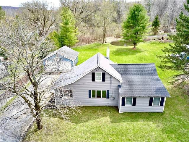 4002 Dugway Road, Nelson, NY 13061 (MLS #S1330926) :: BridgeView Real Estate Services