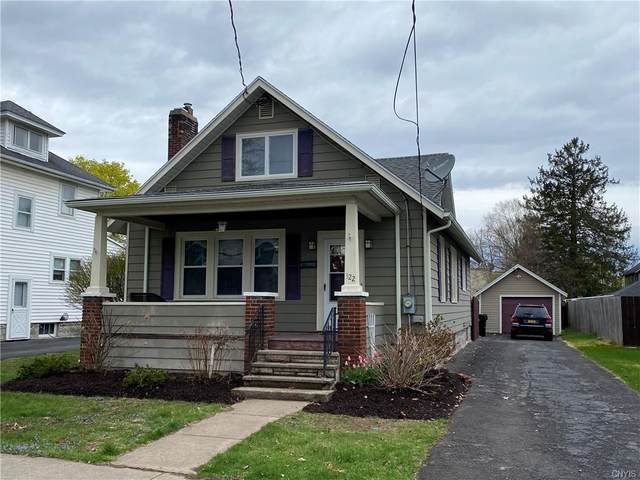 322 Earl Avenue, Oneida-Inside, NY 13421 (MLS #S1331076) :: BridgeView Real Estate Services