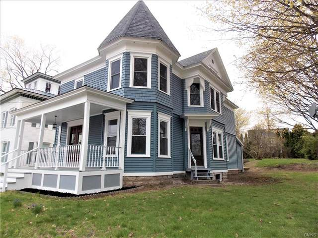 36 Bridge Street, Champion, NY 13619 (MLS #S1331145) :: BridgeView Real Estate Services