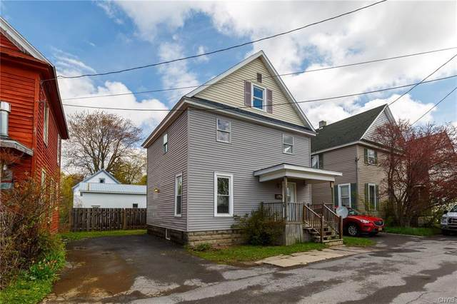 809 Bigham Avenue, Watertown-City, NY 13601 (MLS #S1331147) :: Thousand Islands Realty