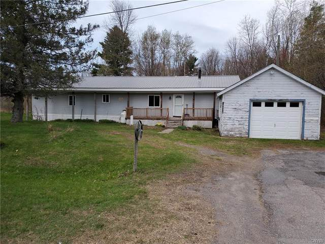 10076 State Route 126, Croghan, NY 13620 (MLS #S1331148) :: BridgeView Real Estate Services