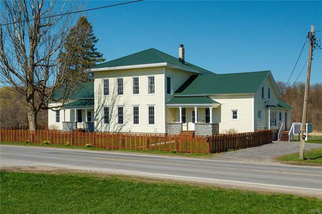 14651 County Route 68, Rodman, NY 13682 (MLS #S1331152) :: BridgeView Real Estate Services