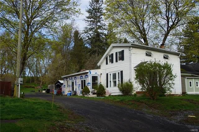 215 Valley Drive, Elbridge, NY 13060 (MLS #S1331185) :: Thousand Islands Realty