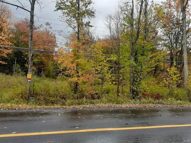 0 E Floyd Road, Floyd, NY 13440 (MLS #S1331205) :: Robert PiazzaPalotto Sold Team