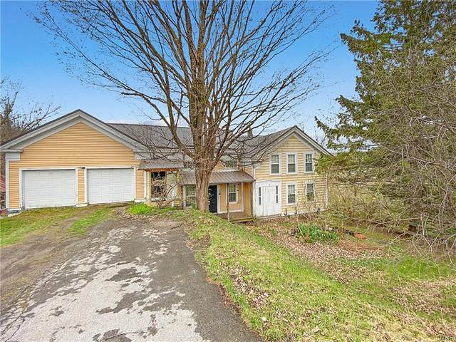 3736 State Route 20, Nelson, NY 13408 (MLS #S1331290) :: BridgeView Real Estate Services