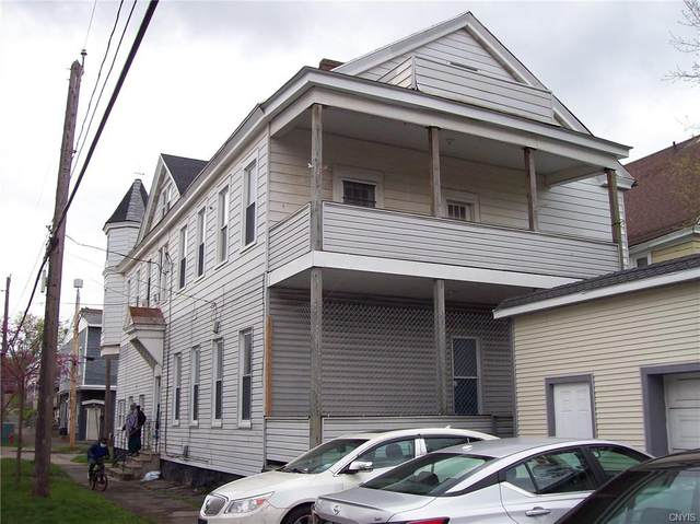 109 Graves Street, Syracuse, NY 13203 (MLS #S1331327) :: BridgeView Real Estate Services