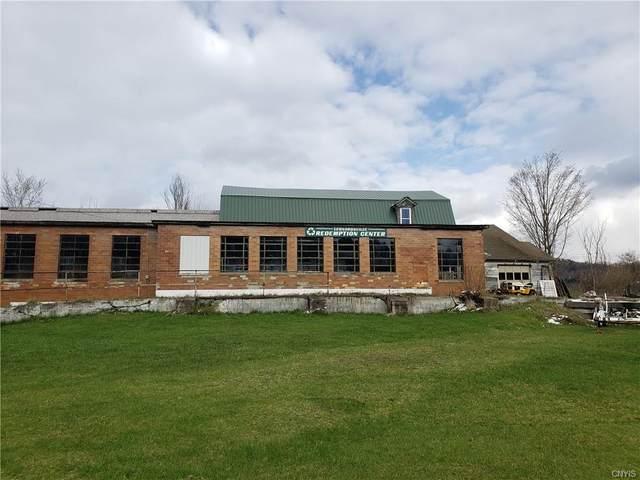 1836 School Street, Brookfield, NY 13418 (MLS #S1331329) :: Robert PiazzaPalotto Sold Team