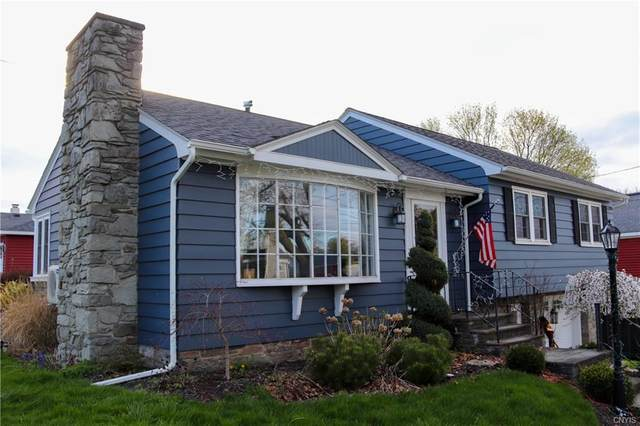 250 W 8th Street, Oswego-City, NY 13126 (MLS #S1331330) :: Thousand Islands Realty