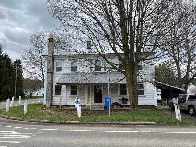 2586 Lower Cincinnatus Road, Cincinnatus, NY 13040 (MLS #S1331454) :: BridgeView Real Estate