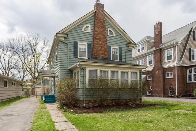 1322 Euclid Avenue, Syracuse, NY 13224 (MLS #S1331456) :: BridgeView Real Estate Services
