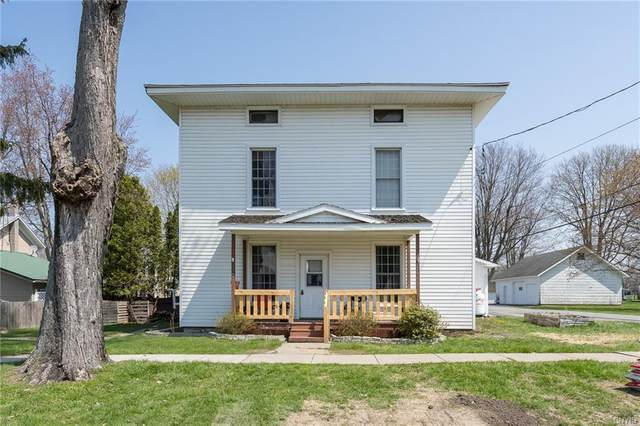 140 S Esselstyne Street, Cape Vincent, NY 13618 (MLS #S1331476) :: Thousand Islands Realty