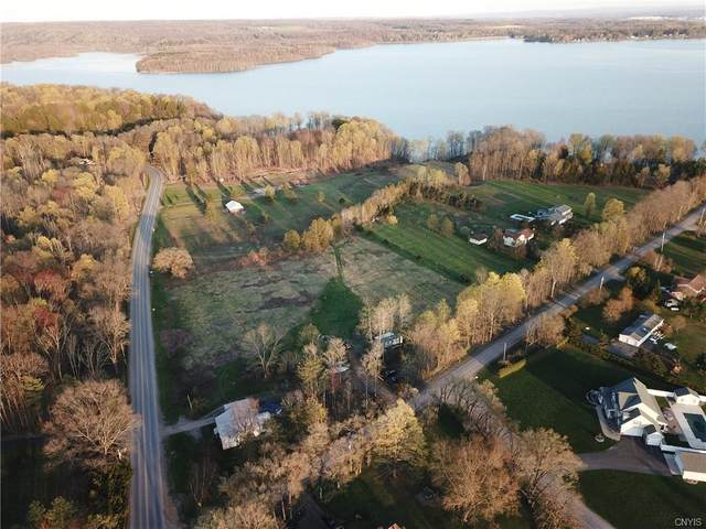 0 Stokes-Westernville Road, Western, NY 13486 (MLS #S1331716) :: Robert PiazzaPalotto Sold Team