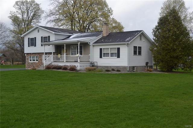 1172 State Route 12, Sangerfield, NY 13480 (MLS #S1331904) :: Robert PiazzaPalotto Sold Team