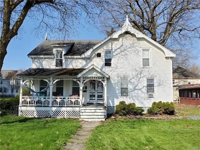 58 N Main Street, Cortland, NY 13045 (MLS #S1331957) :: Robert PiazzaPalotto Sold Team