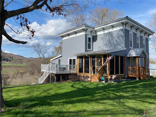 287 State Highway 26, Pitcher, NY 13136 (MLS #S1332074) :: BridgeView Real Estate